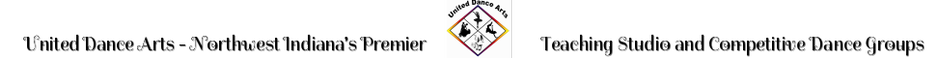 United Dance Arts - Northwest Indiana's Premier Teaching Studio and Performance Dance Groups